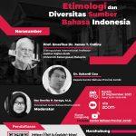 Bincang Kosakata Etimologi dan Diversitas Sumber Bahasa Indonesia